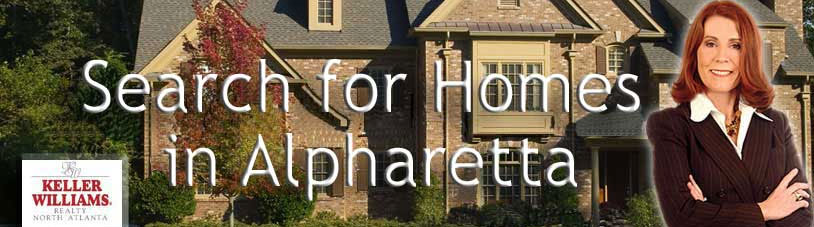 Search Alpharetta, Georgia Homes