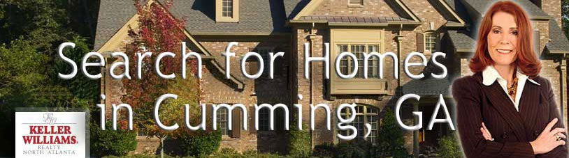 Search Cumming, Georgia Homes