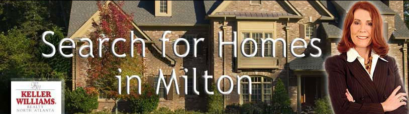 search Milton, Georgia Homes for Sale