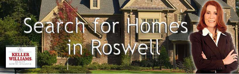 Search Roswell, Georgia Homes