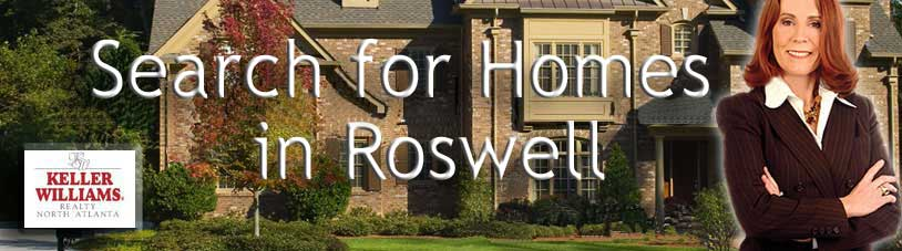 Roswell Georgia Real Estate Search