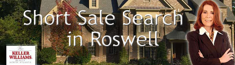Search Short Sale Homes for Sale in Roswell GA